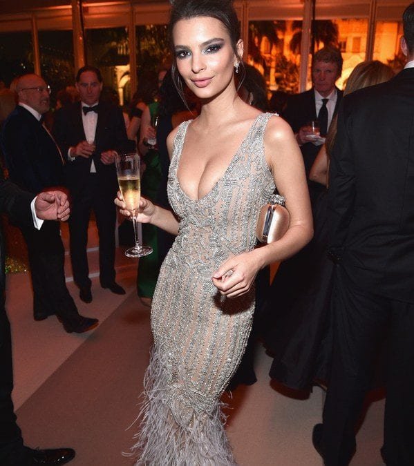 Our favourite looks from Vanity Fair's after party