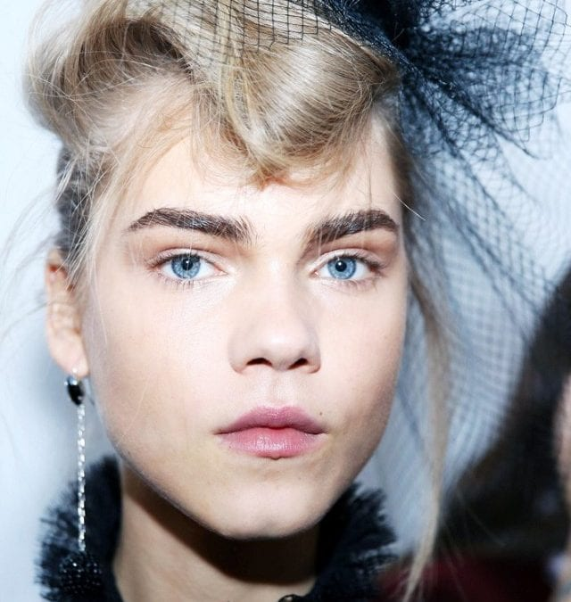 The best brows of the AW16 shows!