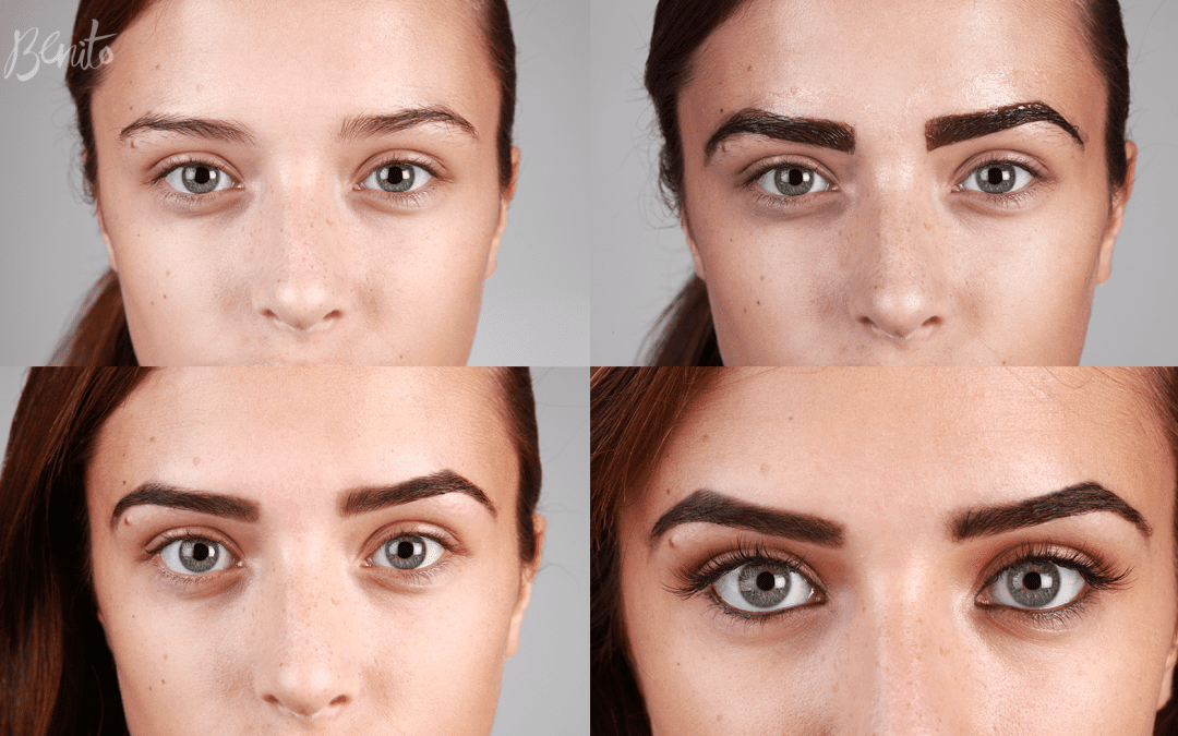 Benefits of Eyelash and Eyebrow Tinting