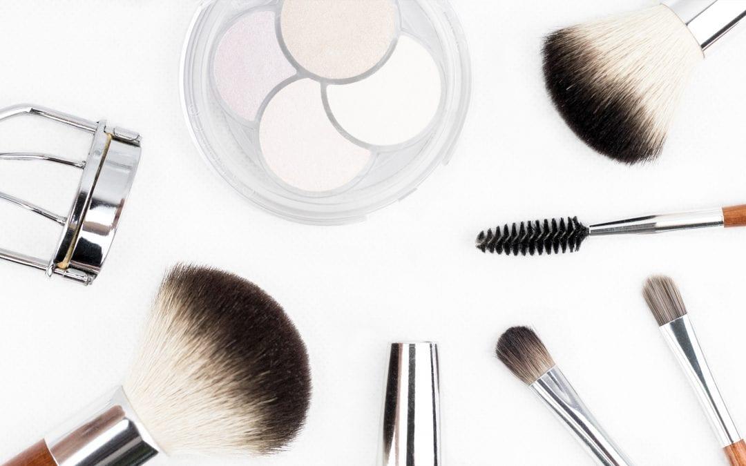 5 product makeup challenge