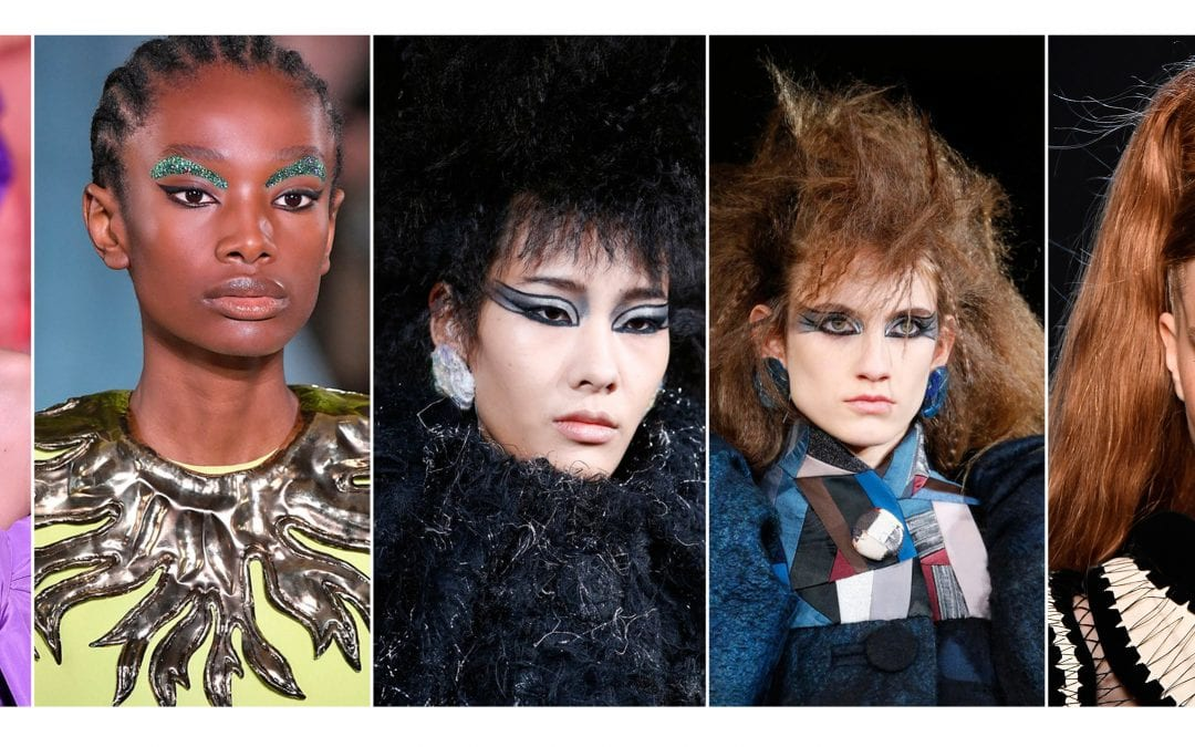 Paris Couture Fall 2019:The Best Beauty Looks And Trends