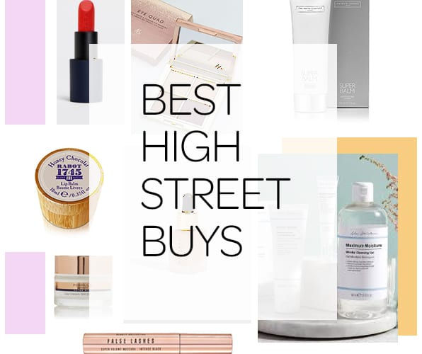 Top High Street Beauty Buys