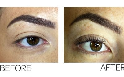 How We Achieve Our Lash Lift