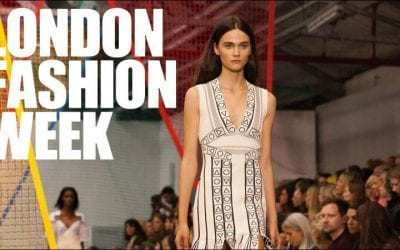 Best Beauty Trends From London Fashion Week
