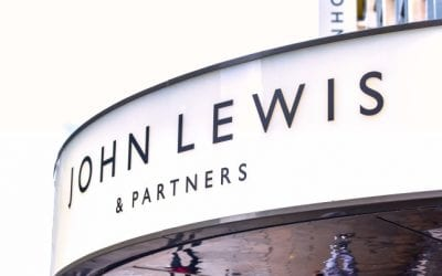 John Lewis Peterborough Benito Brow Bar Launch Party