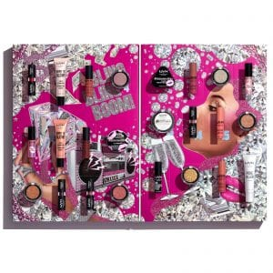NYX Professional Makeup Diamonds and Ice Please 24 Day Advent Calendar Festive Countdown 2020